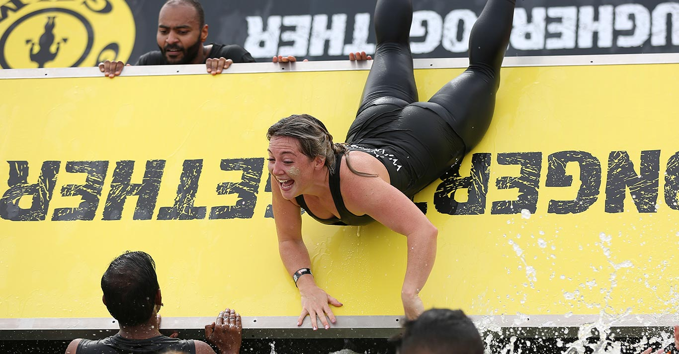 Tough Mudder Obstacles UAE