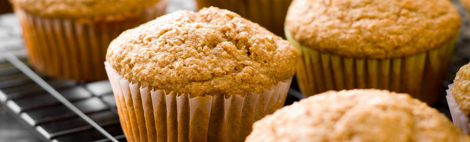 Tough Mudder Protein-Packed Banana Muffins
